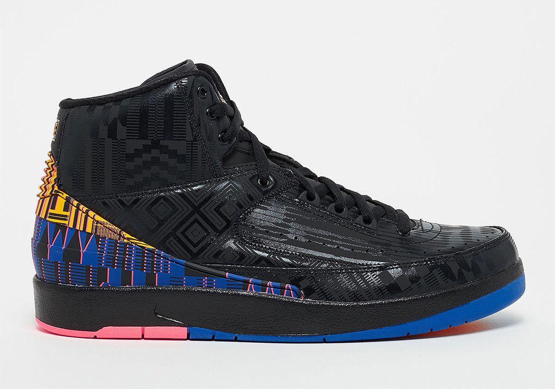 46cc6813fbc511 Air Jordan 2 BHM BQ7618-007 Store List  thatdope  sneakers  luxury  dope   fashion  trending