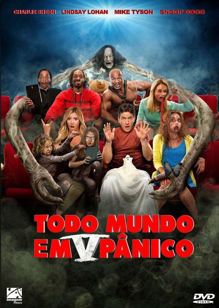 Todo Mundo Em Panico 5 Todo Mundo Em Panico 5 Filmes De Terror