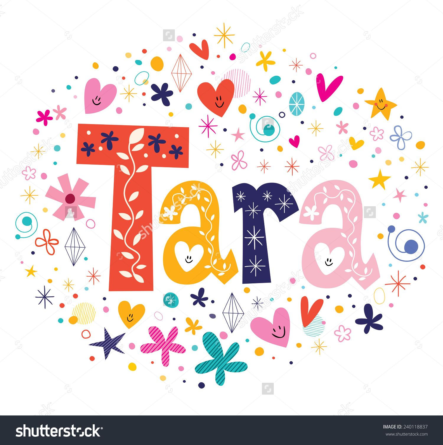 The Name Tara Stock Photos, Images, & Pictures