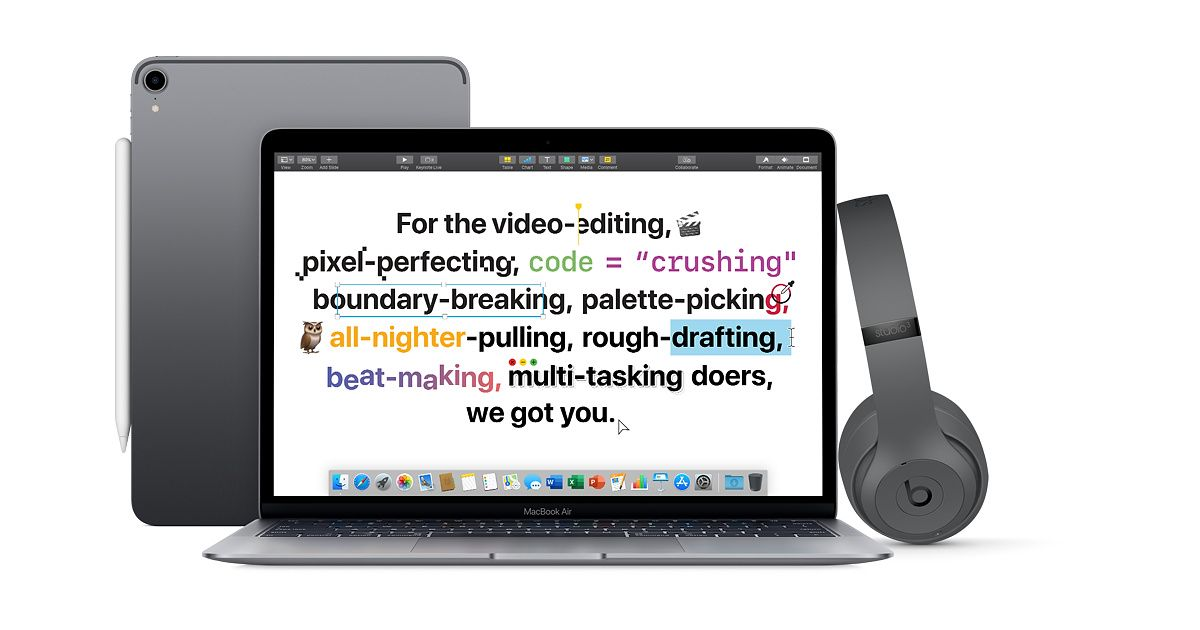 Buy A Mac Or Ipad For College Get Beats On Us And Save Even More With Student Discounts On Applecare Select Ac In 2020 Tech School Student Discounts Back To School