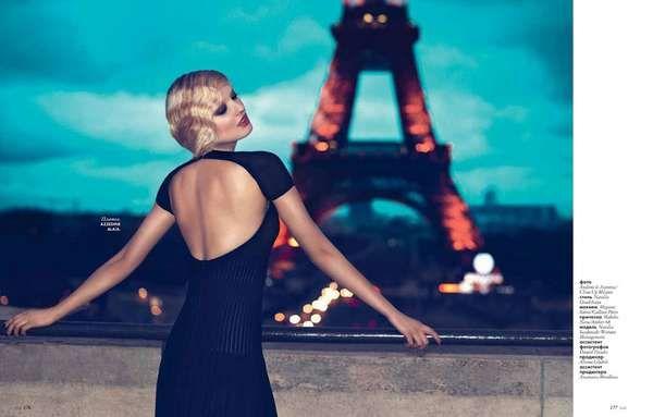 Backless Paris