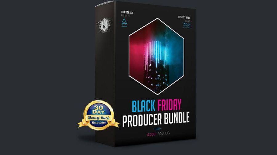 Ghosthack releases black friday producer bundle black