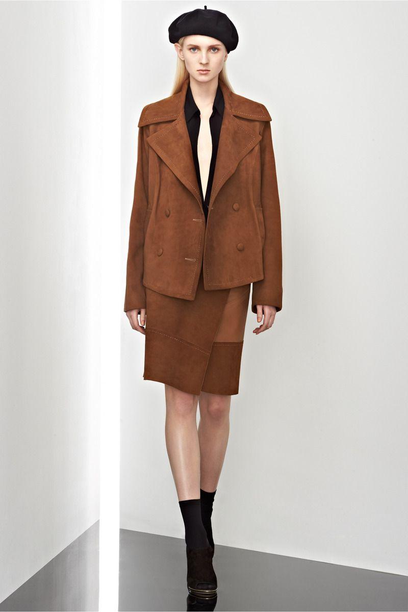Pre-Fall 2014 Donna Karan Collection