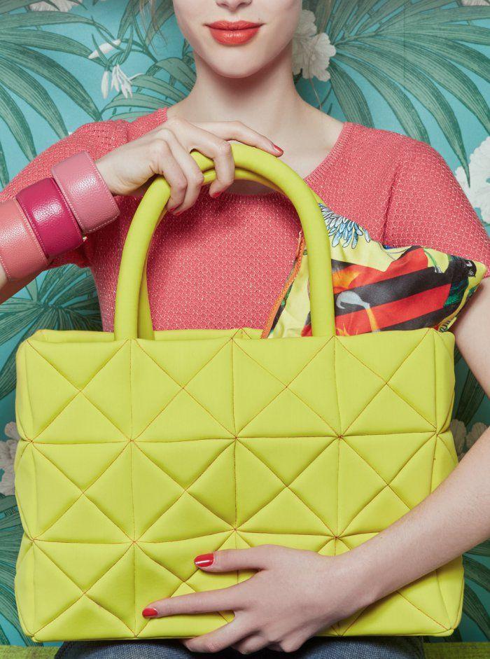 Soi Marie Couture Cabas Faire Même Idées Claire Un Sac Matelassé Bag Diy 5gxqazO