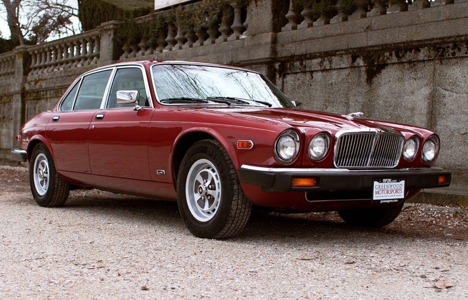 1986 Jaguar Xj6 Muscle Cars Jaguar Car Jaguar Daimler
