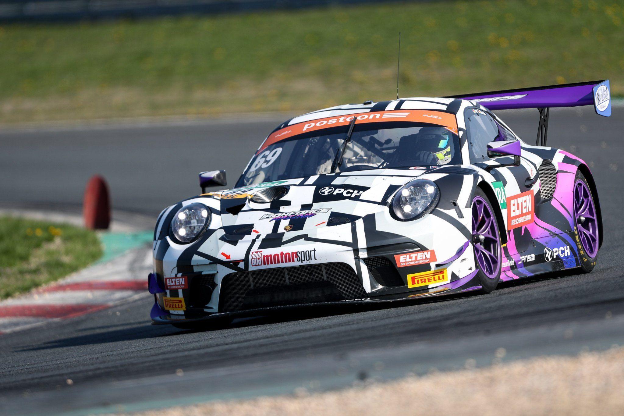 Adac Gt Masters On Porsche Motorsport Porsche Gt Racing