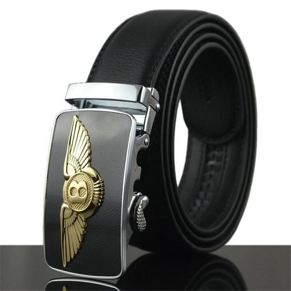 Many Style Luxury Brand Designer Men Belt Buckle Male Kemer Metal Automatic Buckle Heads High Quality Gold Horses Buckles Goods Of Every Description Are Available Men's Belts