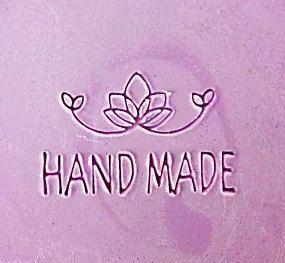 Handmade Soap Stamp Decorative Pattern Soap Stamp Flower by AMYDIY