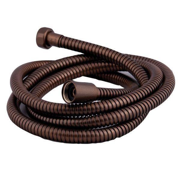 moen a726 69inch metal shower hose universal for hand held showerheads