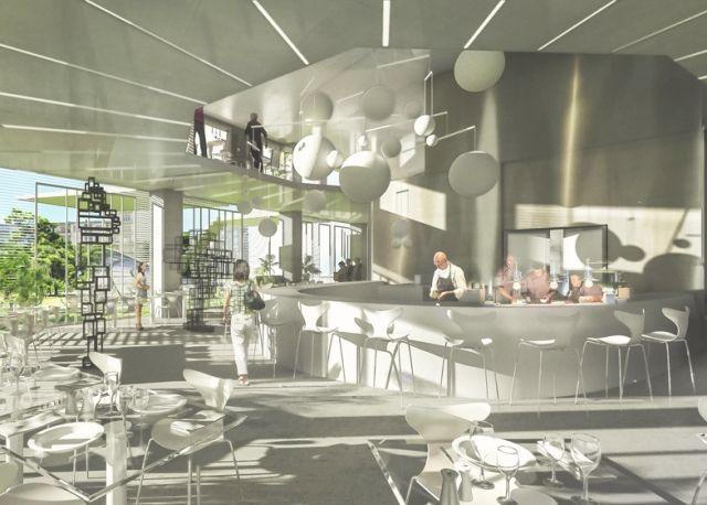 Architektur » \\u201eArbre Blanc\\u201c -futuristisches Hochhaus In ...