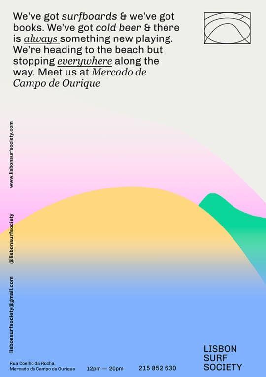 Weekly Inspiration Dose 074 - Indieground Design #graphicdesign #design #art #inspiration #typography #type #gradient #illustration #poster