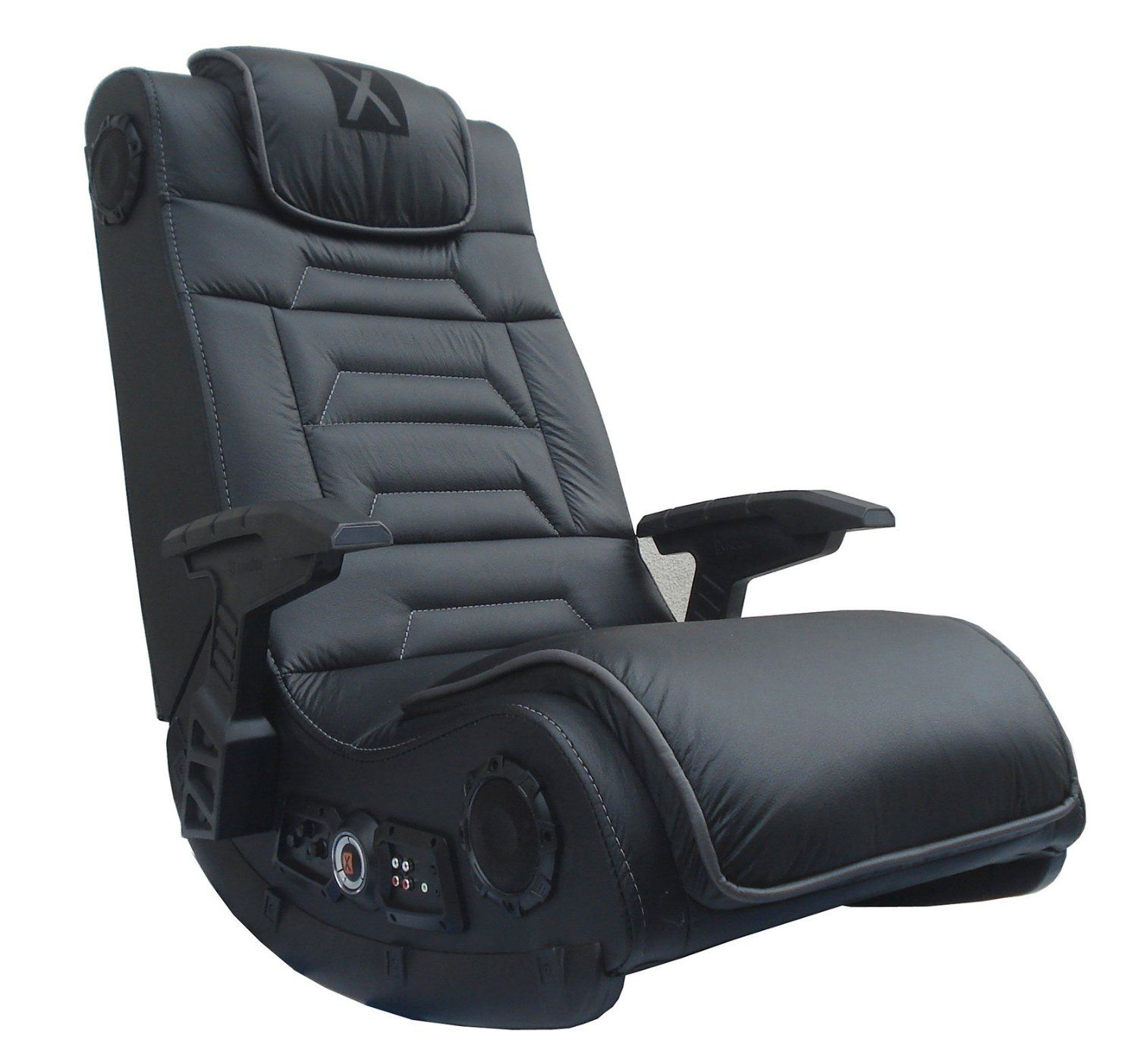 High Quality Amazon.com : X Rocker 51259 Pro H3 4.1 Audio Gaming Chair, Wireless Click