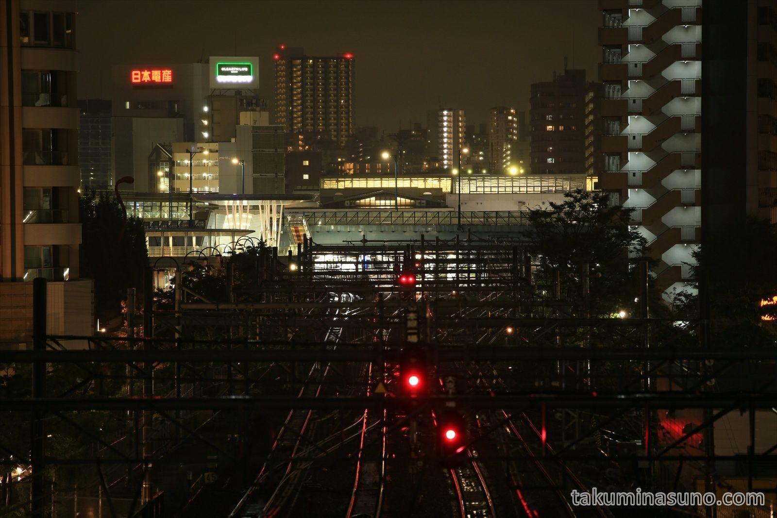 Railscape of Gotanda TN Lab by Takumi Nasuno http://takuminasuno.com/20140901_railscape-of-gotanda