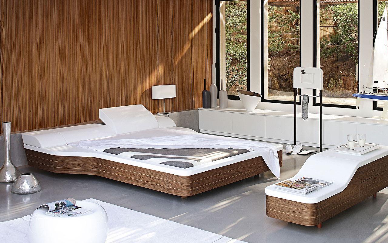 marina bed by sacha lakic for roche bobois home roche bobois bedroom furniture 78 with - Roche Bobois Bedroom Furniture