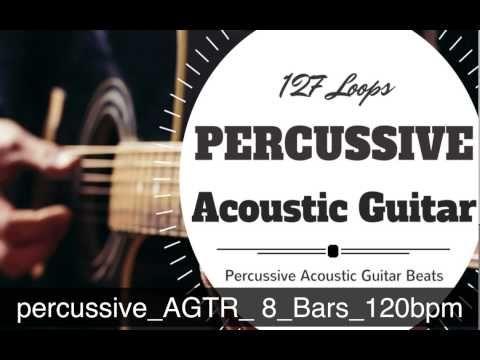 Free Percussive Acoustic Guitar Beats Vol 1 Wav Apple Loops Acoustic Guitar Acoustic Guitar