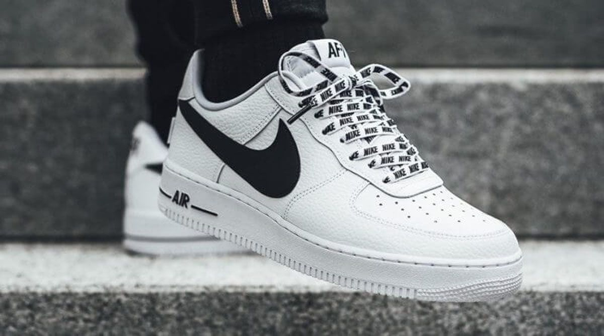 Air Force 1 07 Low Nike NBA Pack WhiteBlack | Air force one