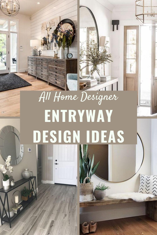 New Entryway Design Ideas Entry Way Design Elegant Entryway Minimalist Entryway Living room entryway ideas