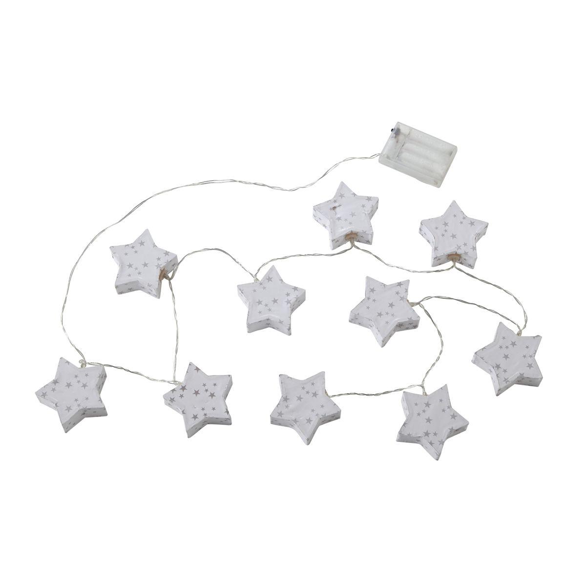 guirlande lumineuse toiles moonlight 11 99 maisons du monde baby room pinterest light. Black Bedroom Furniture Sets. Home Design Ideas