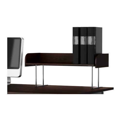 Ikea Nabytek A Vybaveni Pro Domacnosti A Kancelare Ikea Galant Desk Shelves Home Office Furniture