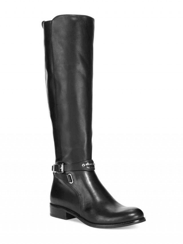 8ad78166f9d6 MICHAEL Michael Kors Arley Riding Wide Calf Boots