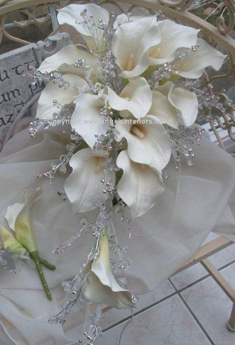 Inspiraciones Innovias. Ramos de cristal | Wedding Stuff | Pinterest ...