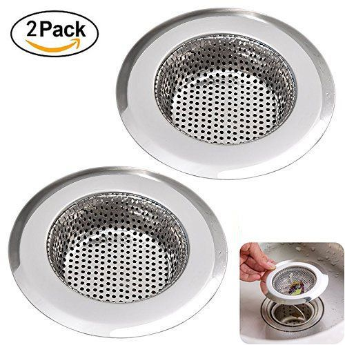 Sink Strainer,Basin Drain Stopper For Kitchen Bathroom,An... 7.99USD