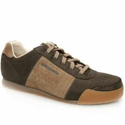 Patagonia Male Patagonia Bagley Leather Upper Fashion Trainers in Dark Brown PATAGONIA Patagonia Bagley An eco friendly and stylish number from Patagonia. The Bagley owes its low-key style to a leather upper with a contrasting side panel. An EVA-foam wedge midsole ensures maxi http://www.comparestoreprices.co.uk/trainers/patagonia-male-patagonia-bagley-leather-upper-fashion-trainers-in-dark-brown.asp