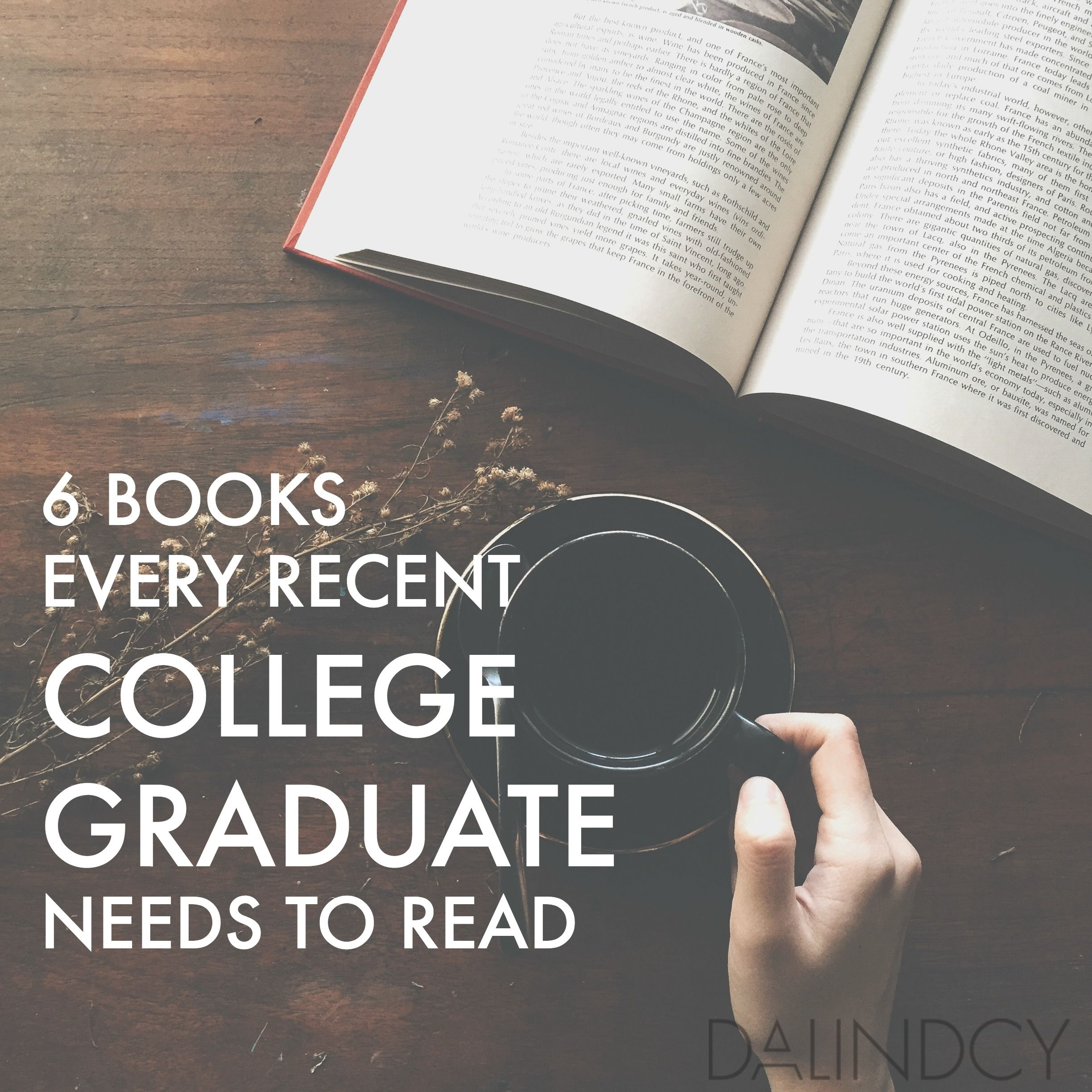books for college graduates