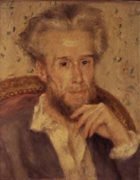 Pierre-Auguste Renoir - Victor Choquet