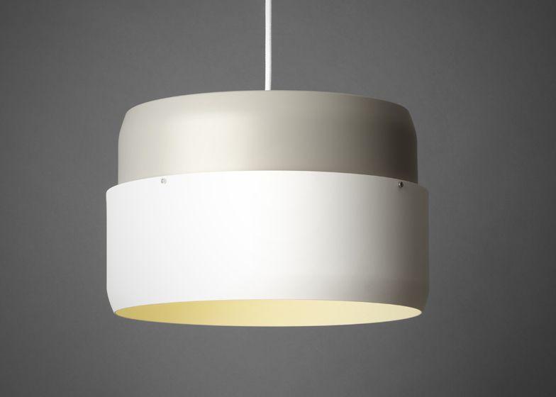 Pendant lamp by london studio faudet harrison for design brand scp