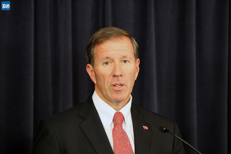 The Government Is Undeterred After Protests Michael Dunkley Pledged Last Night Michael Bermuda The Rev