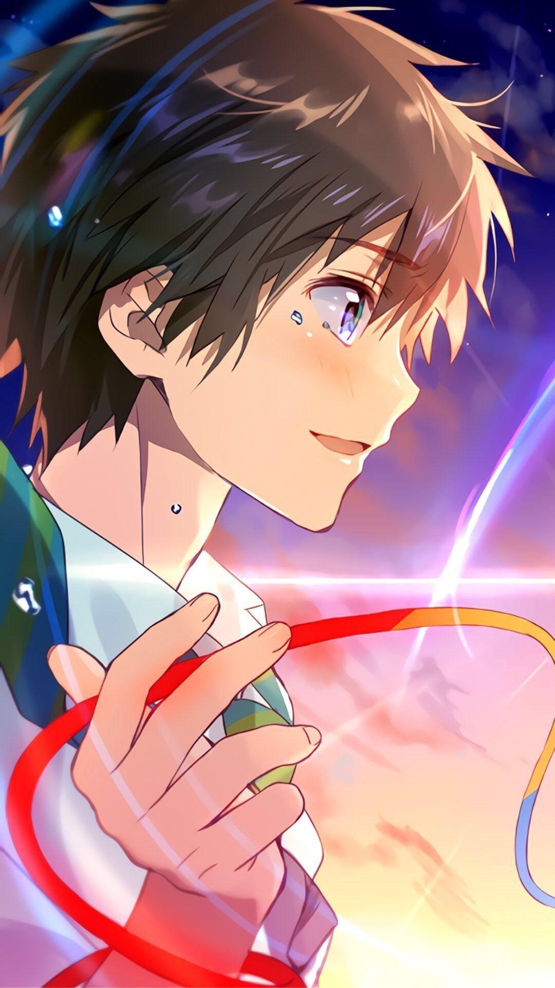 Pin em Anime Boys