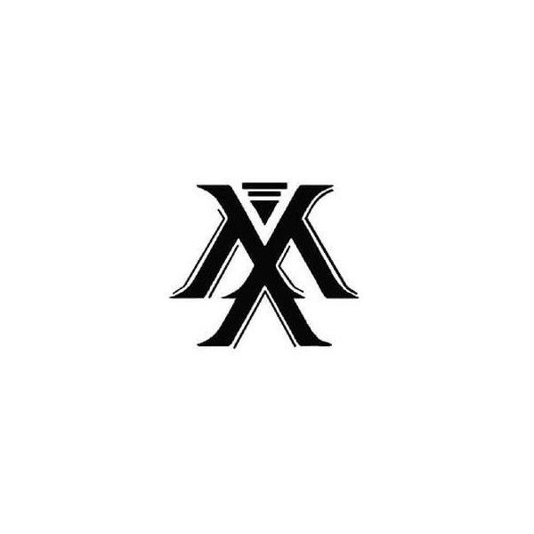 Monsta X Logo Monstax Logo Monsta X Liked On Polyvore Featuring Monsta X Monsta X Kpop Logos Logos