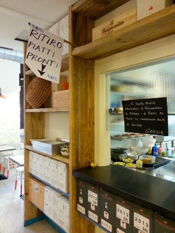 Ti Servi Da Solo E Risparmi Fish Restaurant At Pescetto Milano