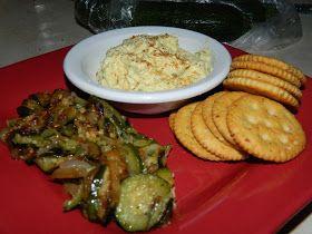 "Chubby Vegan Mom: Easy peasy ""egg"" salad that doesn't taste like tofu!"