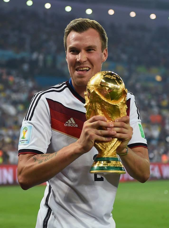 2 Kevin Grosskreutz Defender Germany 2014