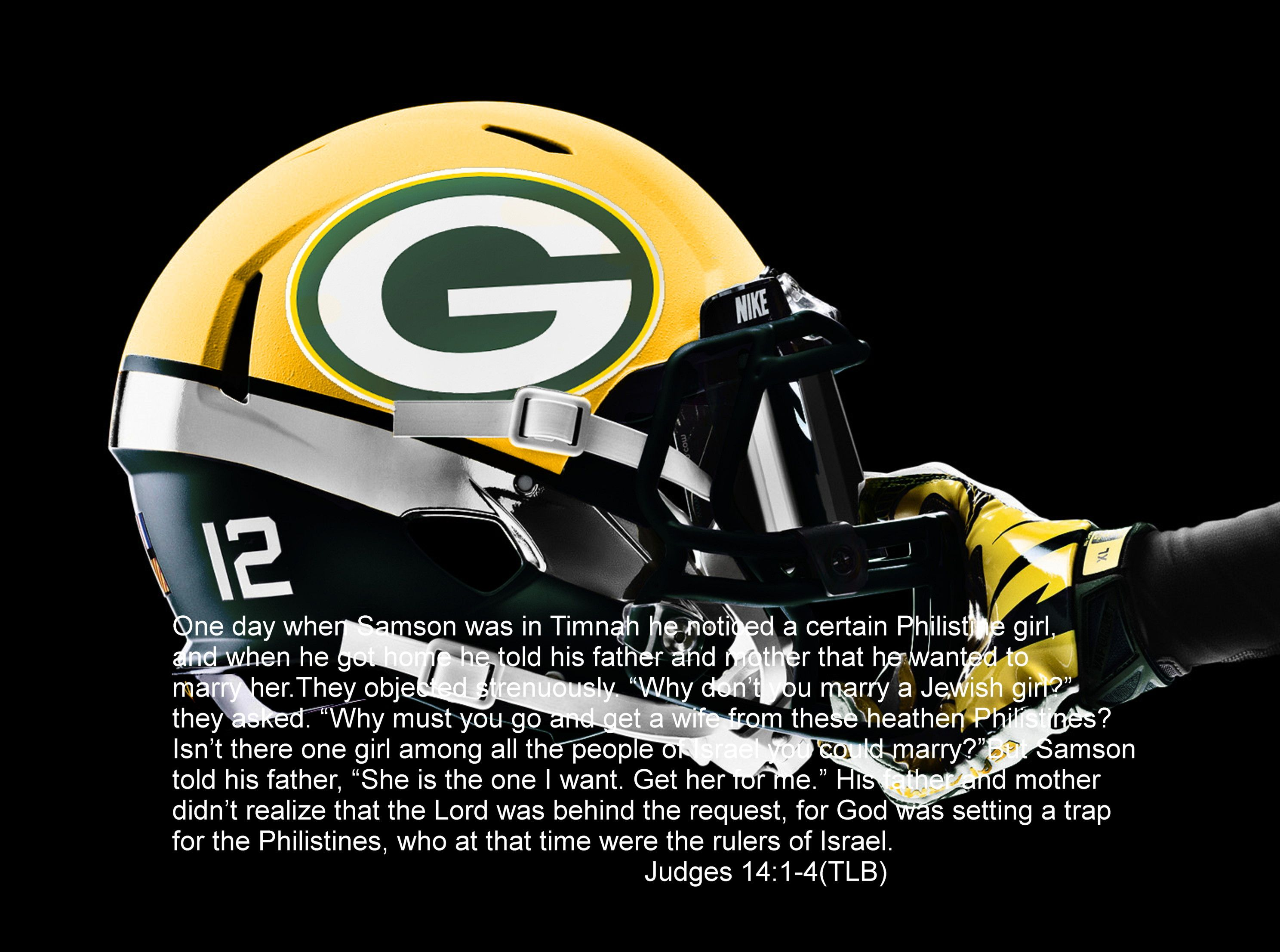 Http Terrygerjitsbibleverse Blogspot Com Spreadthenameofjesus Green Bay Packers Helmet Green Bay Packers Football Packers Football