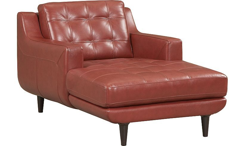 Metropolis Chaise Havertys Furniture Chaise My Furniture