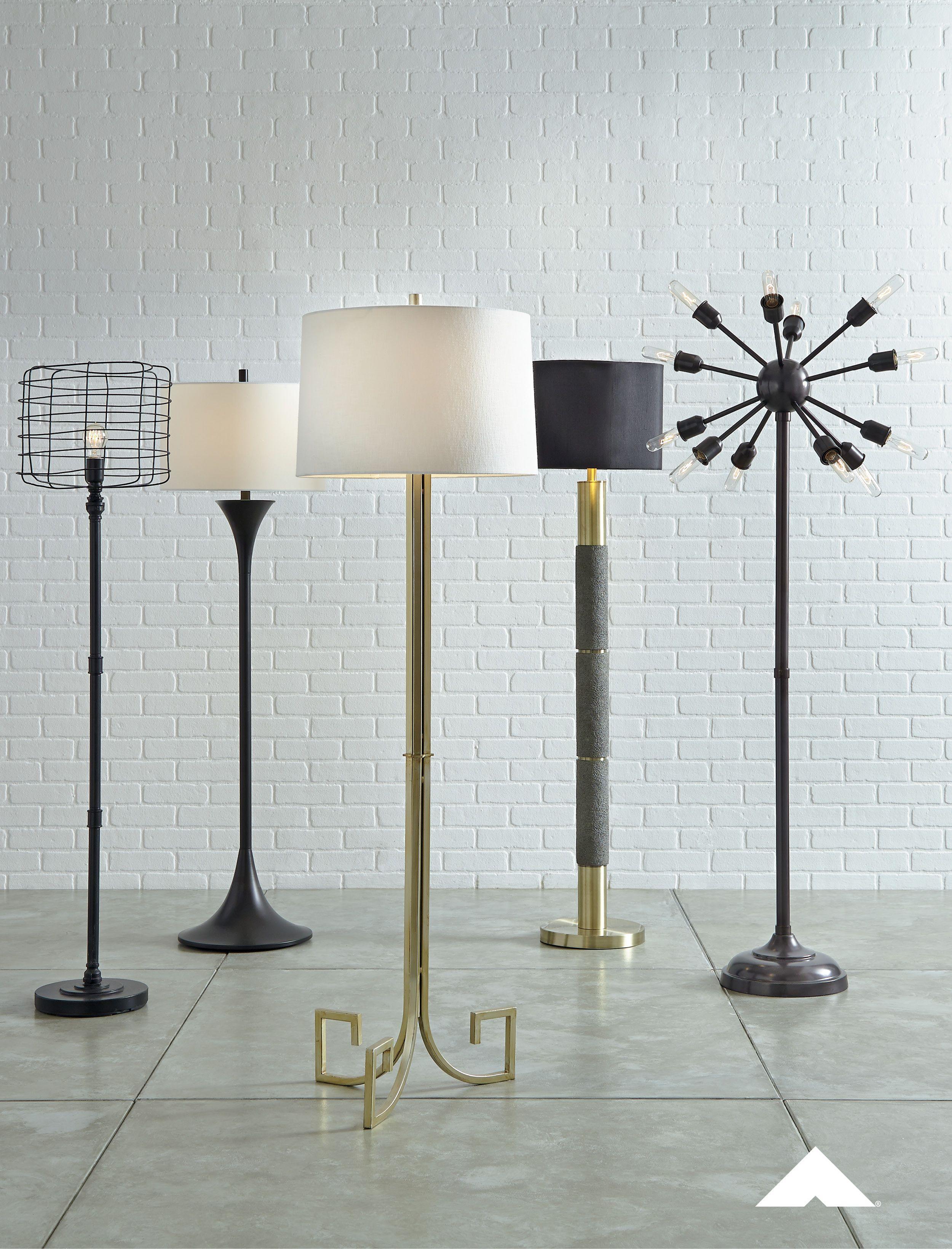 Floor Lamps From Ashley Furniture Ashleyfurniture Floorlamps