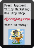 eBook Swag - where you learn about great new books, and win fantastic prizes.