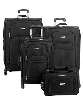 91be765d9926 Delsey Illusion 4-Piece Spinner Luggage Set - Luggage Sets - luggage -  Macy s