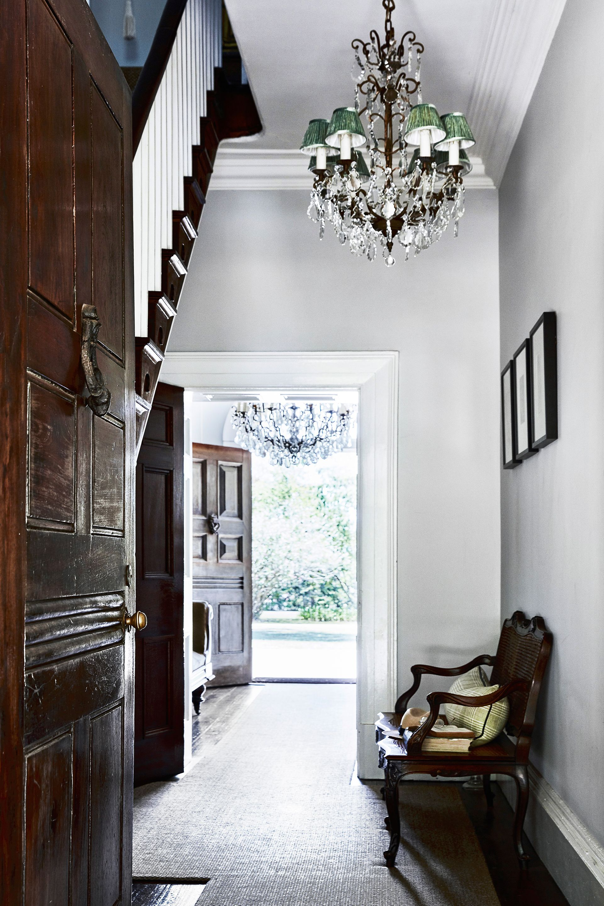 Thoughtful restoration of a historic sydney home antique thoughtful restoration of a historic sydney home the original cedar stairs and antique chandeliers arubaitofo Image collections