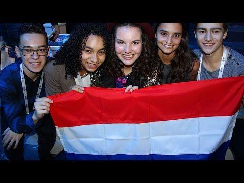 Repetitie Discover | Junior Eurovisie Songfestival 2015 - YouTube