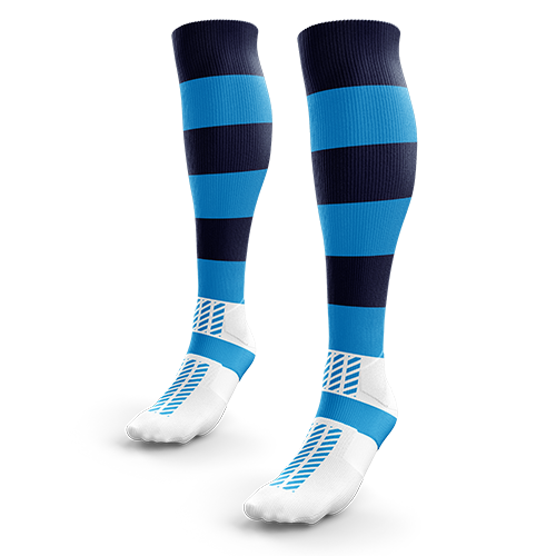 Hooped Rugby Socks From Stock In Various Colours And Sizes All Scorpion Socks Have A Cotton Base For Comfort Whilst Playing For Furthe Rugby Club Rugby Socks