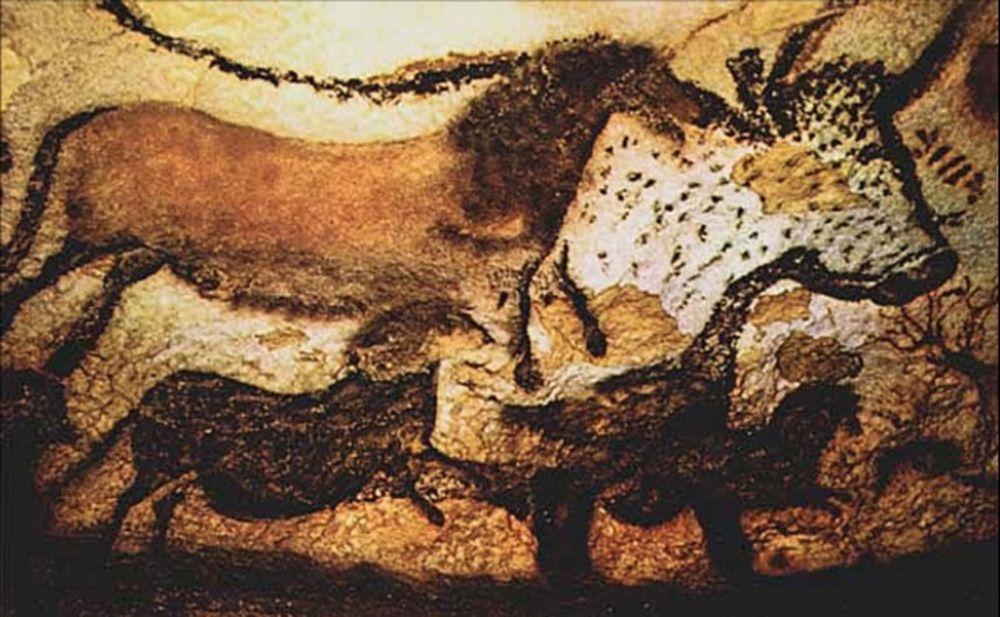 Cuevas de Lascaux (Francia). Arte Paleolítico: lleno de realismo, colorido  y movimiento. | Arte de la prehistoria, Arte prehistorico, Pintura rupestre