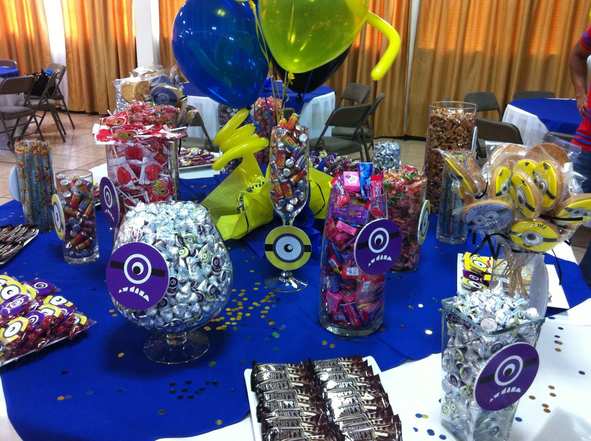 Minion candy bar minion party pinterest candy bars minions and