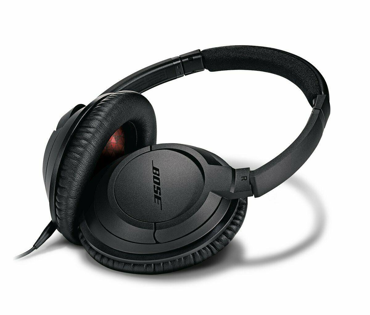61 OFF! Bose SoundTrue AroundEar Headphones Black