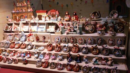 Tumima dolls en el Nómada Market