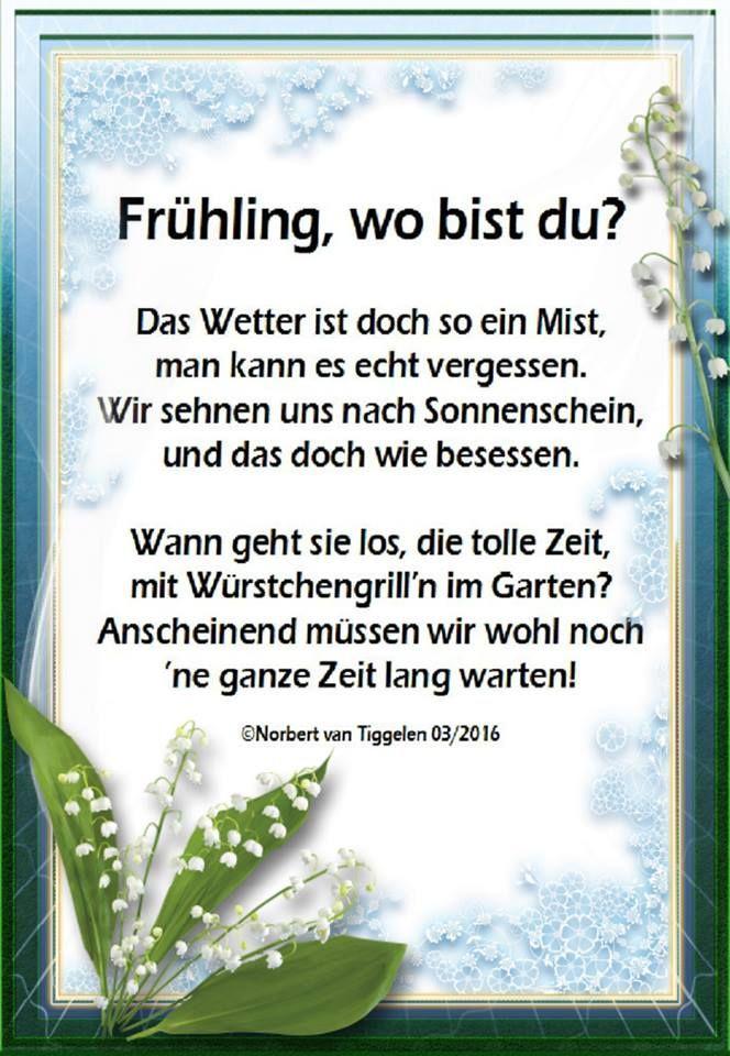 Gedichte Mitten Aus Dem Leben Von Norbert Van Tiggelen Fruhlingsgedicht Fruhling Spruche Gedichte Und Spruche