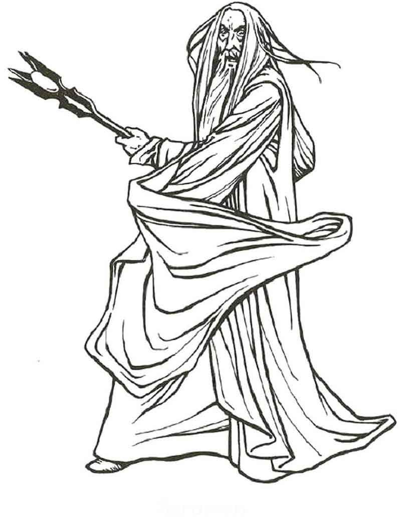 Lord Of The Rings Coloring Pages Printable